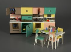107.2032: Dream Kitchen | play set | Play Sets | Toys | Online Collections | The Strong