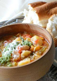 A warming and hearty winter vegetable soup, easy to make and tastes amazing.