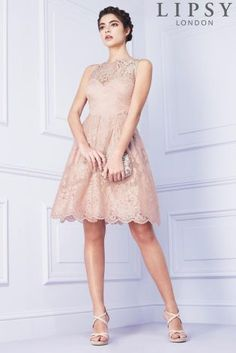 bff2431e246 Buy Lipsy Embellished Long Prom Dress online today at Next  Malaysia