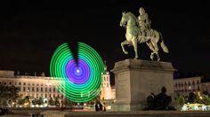 Fête des Lumières à #Lyon du 5 au 8 décembre 2015... 77 installations pour un programme féerique ! #Fetedeslumieres #Rendezvousenfrance