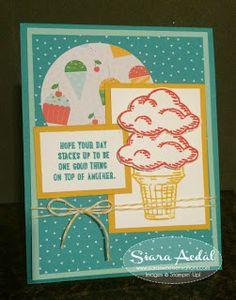 Sprinkle of Life by sacdal - Cards and Paper Crafts at Splitcoaststampers