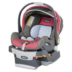 Chicco KeyFit 30 Infant Car Seat Foxy Pink
