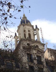 Cúpulas de Buenos Aires | Avenida de Mayo
