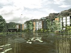 Drucker Arquitetura's Winning Proposal to Rebuild Slum-Areas in São Paulo | ArchDaily