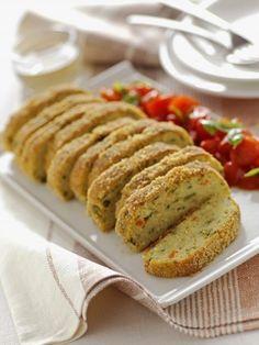 polpettone verdure