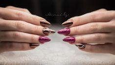#manicure #almondnails #almond #gelnails
