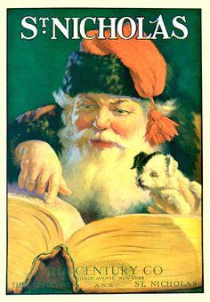 St. Nicholas  • December 1921