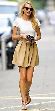 sleek and stylish dress   Fashion Beauty MIX