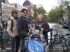 Canales de Ámsterdam.