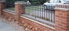 brickwork front garden - Google Search