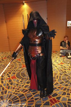 Darth Revan from Star Wars Universe by Smoking Cockatoo Cosplay on fb | Dragon*Con 2013