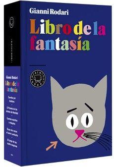 Recomendado Junio'13: Libro de la Fantasía, Gianni Rodari de la Editorial Blackie Books. (1)