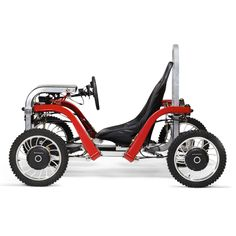 The Electric All Terrain Pendular Quadricycle - Hammacher Schlemmer Motorcycle, Vehicles, Motorcycles, Car, Motorbikes, Choppers, Vehicle, Tools