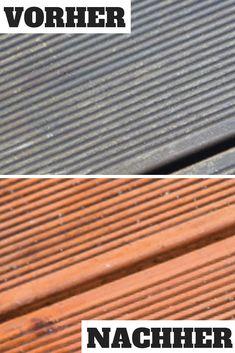 holzterasse reinigen und entgrauen youtube balkon pinterest. Black Bedroom Furniture Sets. Home Design Ideas