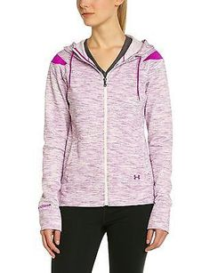 496b1927c8 Under Armour Women s Charged Cotton® Storm Marble Full Zip Hoodie