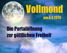 Conny Koppers -Vollmond am 04.04.2015 - Große Portalöffnung