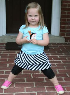 She LOVES her Native Shoes!!