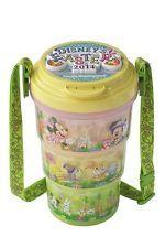 Japan Tokyo Disney Resort 2014 Happy Easter Limited Mickey Minnie Popcorn Bucket