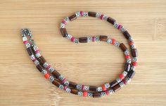 mens-necklace-unisex-jewelry-wood-bead