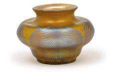 Franz Hofstötter (1871-1958), vase for the 1900 World's Fair in Paris,