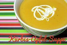 Fee ist mein Name: Kürbis-Apfel-Suppe