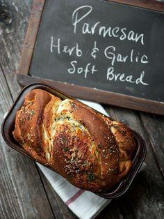 Soft Cheese Bread.