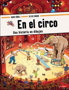El gran espectáculo del circo al alcance de los más pequeños. ¡Pista libre para los artistas!