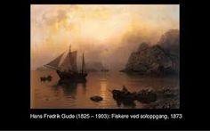 Gude - Norwegian painter