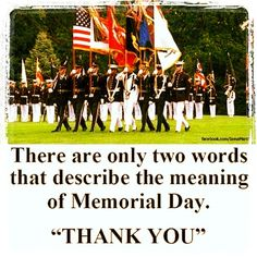 memorial day and meaning