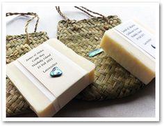 Weddings - waiheke soap company