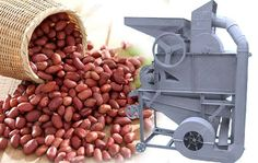 Groundnut Decorticator Machine Manufacturer In India