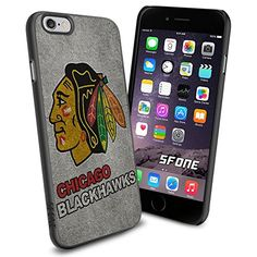 Chicago Blackhawks NHL, WADE1290 Hockey iPhone 6 4.7 inch Case Protection Black Rubber Cover Protector WADE CASE http://www.amazon.com/dp/B00WQ317EC/ref=cm_sw_r_pi_dp_ZiMDwb0CW2C4Q