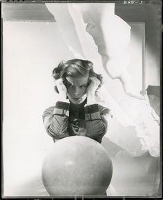 Katherine Hepburn (1935) | Photographer: Cecil Beaton