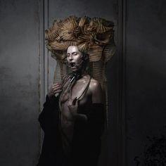 Katarzyna Konieczka - costume maker and avant garde fashion designer