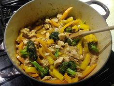 Recipes for your Dutch Oven: Healthy Butter Chicken