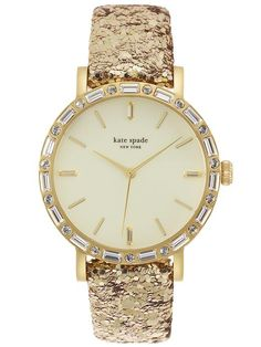 Sequin Band Watch
