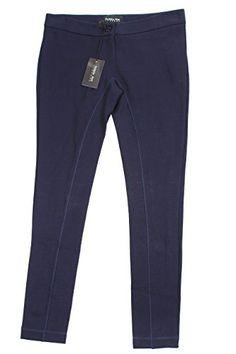 Patrizia Pepe Womens Dress Pants Size 30 US  44 EU Regular Blue Viscose Blend