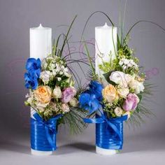 Wedding Stuff, Glass Vase, Table Decorations, Band, Fit, Rings, Home Decor, First Holy Communion, Sash