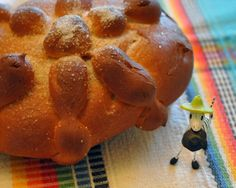 Pin for Later: Your Ultimate Inspiration For a Delicious Cinco de Mayo Pan de Muerto This sugar-topped bread is a great way to get a taste of traditional Mexican fare.