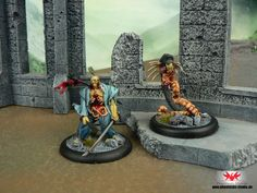 Malifaux -  PHANTASOS STUDIO - Projektfotos unter: https://www.flickr.com/photos/phantasosspiele/sets/72157652633497539
