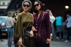 New York Fashion Week Spring 2018 Street Style Photos -- NYFW -- Street Style | Coveteur.com