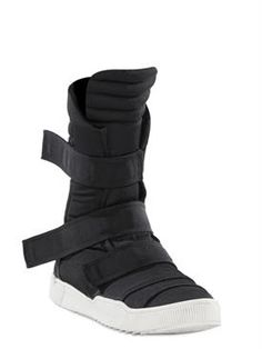 demobaza - men - boots - moon rovers canvas & neoprene boots
