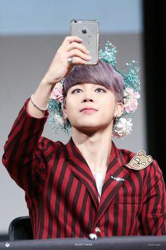 161016 Mokdong Fansign || Wings | BTS Jimin~☆