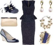Navy for the derby I think @tara chandra would love even not for derby!