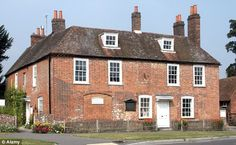 Jane Austen House Museum - finally got to tour it.....the first time I was 5 minutes late and they would not let me in......had to fly back the second time....but was worth the wait