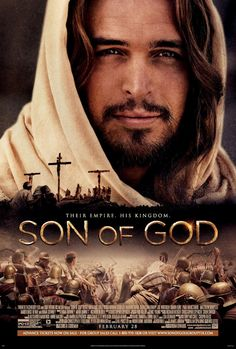 When does Son of God come out on DVD and Blu-ray? DVD and Blu-ray release date set for June Also Son of God Redbox, Netflix, and iTunes release dates. Son of God is an adaptation of The Bible, a mini-series by Roma Downey and Mark Burnett. Films Chrétiens, Films Cinema, Son Of God, God 7, God Jesus, Movies 2014, Hd Movies, Watch Movies, Latest Movies