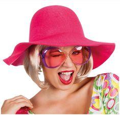 Brandsseller Krone Aufblasbar Verkleidung Kost/üm Karneval Fasching Party Rosa