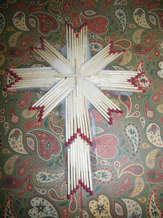 Matchstick Cross