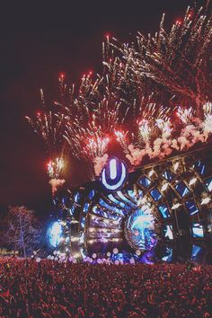 The amazing scene at Ultra Music Festival, check out the Croatian sister event here: www.festicket.com...