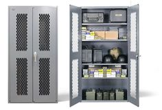 AMMO LOCKER:  SecureIT TGS-150 Tactical Gear Storage